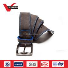 2014 fashion sueded belt for men