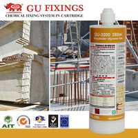 Epoxy Adhesive / concrete anchor / resin bolts / 400ml