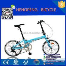 high quality fold/folding/foldable bike,alloy lady city folding bike