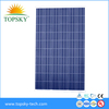 High Efficiency 250w pv solar panel for solar power bank
