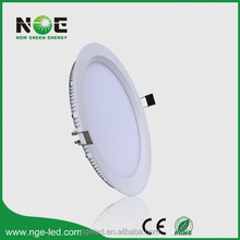 CE RoHS CRI>80 cutout 280mm 12 inch 20w led ultra-thin flat downlight