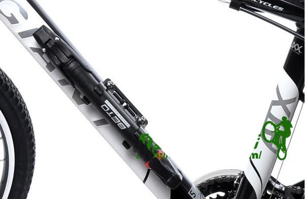 новые популярные про Велоспорт велосипед портативный мини-велосипедов насос для Бето с кронштейном