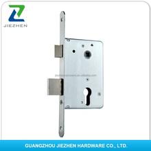 round square aluminum forend latch deadbolt backset european brass oval key hotel bath handle door knob cylinder lock parts