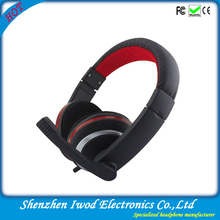 Top quality good stylish over ear headphones with 3.5mm headphone plug
