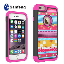 Cellphone case printing cover for iphone 6 6s creat customize case