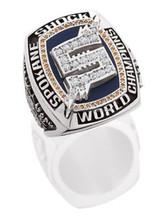 2014 Miami Championship Ring Replica Basketball Memorabilia