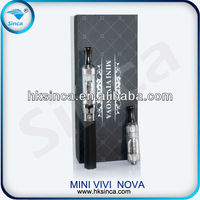 Huge vapor 2.5 ml volum vision atomizer womens image ego cigarette mini vivi nova