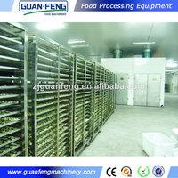tunnel dryer equipment / meat drying machine