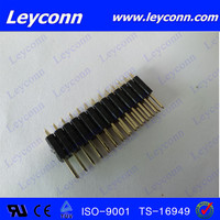 2.54mm pitch 26 pin double row DIP type pin header connector alibaba in China
