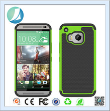 New arrival 2015 Fashion fast sale shockproof cover case for HTC M9