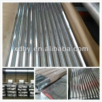 16 gauge galvanized corrugated steel roofing sheet with price