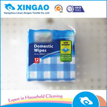Disposable household Nonwoven Cleaning cloth / towels custom printed towels dry wipes / tissue