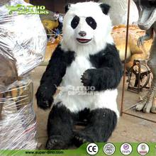 Wild Animal Model of Life Size Animatronic Panda Model