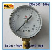 differential pressure manometer