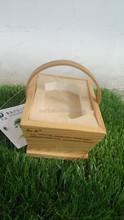 Cute popular handmade wooden handicraft
