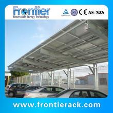 Solar Carports BIPV
