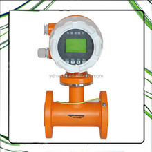 High quality flow meter magnetic for liquid