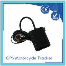 GPS Motorcycle Tracker, Real Time Location & Alerts With Convenient Installation