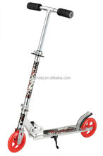 ZHEJIANG MINGBANG-880B scooter for adult children scooter with 2 flashing wheels 145mm aluminum frame