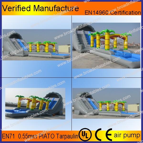 water slide,inflatable water slide (4)