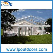 2015 hot sale clear span tent transparent pvc tent for sale