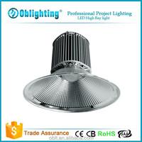UL SAA CB CE top quality Taiwan Epistar chips 200w led high bay light to replace 400w mercury lights MHL