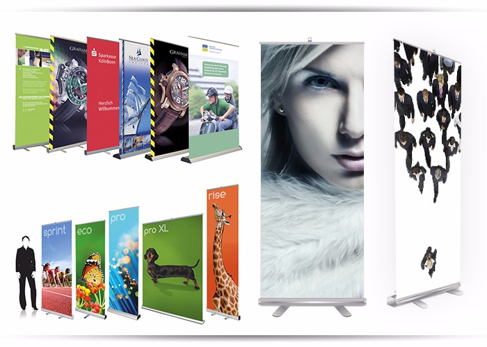 Cost-Effective Shapes Are Available Custom Advertising Roll Up Led Screen