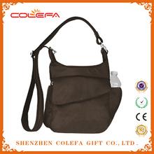 2015 best selling messenger bag 900 D Polyester long strap messenger bag messenger bag with bottle holder