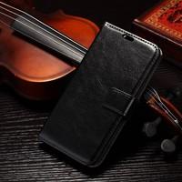 For Nokia Lumia 535 Flip Wallet Leather Case