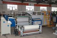 High speed PE film coating plant T die extruder craft brown paper release paper laminating machine