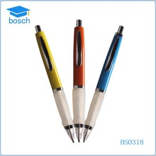 Hot Selling promotional high quality metal led light ballpoint pen
