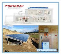 High quality low price 2000w solar power system with ce TUV, IEC,MCS,INMETRO certificates