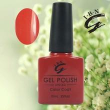no color fading attractive nail art uv gel professional