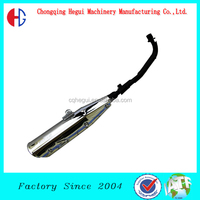 factory high performance wholesale high quality js racing exhaust muffler