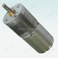 25mm gear motor with wheels for car