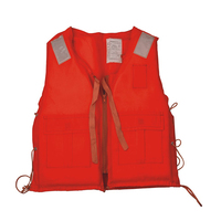 Boating EPE Foam Rubber SOLAS Reflective Tape Safety Life jacket
