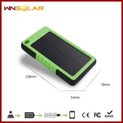 SOLAR Battery Case Cover Charger Skin Backup External 10000mAh for mobile phones