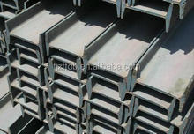 SS400 - SS490 and BS,ASTM,DIN,EN,GB,AISI Standard Steel I beam