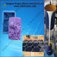 liquid RTV mould making silicone rubber for resin/plaster