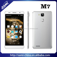 OEM/ODM factory supply high quality 5.5 inch MTK5682 smart mobile phone M7
