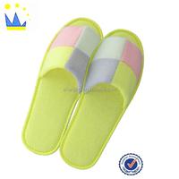 woman winter indoor slipper washable&disposable indoor slipper