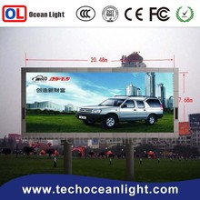 Wuhan Ocean Light outdoor full color pixel pitch 20mm led display led screen led module