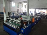 HX-1575B Glue Lamination Toilet Paper Roll Cutting Machine
