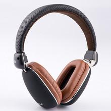 2014 HOTSALE Stereo Headset Super Bass Best Design Headset free sample headphone