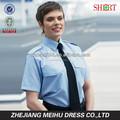 2015 ladies'pilot camisa ladies'pilot blusas ladies'pilot uniforme