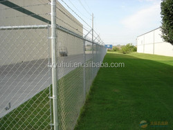 Good credit factory supply dog kennel of chain link fence