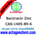 Anti-inflamatorio 1405-89-6 Bacitracina Zinc