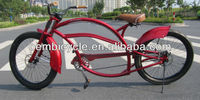24 inch specialized hot sale with colorfu frames adult bicicletas chopper cruiser bike bycicle