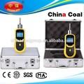 Sulfuro de hidrógeno puming detector de gas portátil, h2s detector de gas