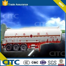 shipping container manufacturer/carbon steel storage tank/diesel tank design new chemical liquid semi tractor trailer CITC
